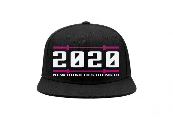 Кепка 2020 NEW ROAD TO STRENGTH