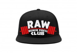 Кепка RAW Bench Press CLUB