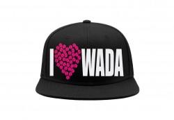 Кепка I LOVE WADA