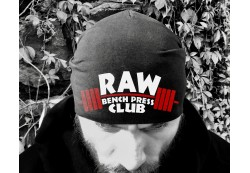 Шапка RAW BENCH PRESS CLUB