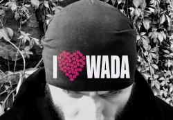 Шапка I LOVE WADA