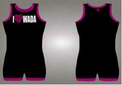 Трико I LOVE WADA