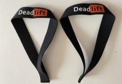 Лямки для тяги DEADLIFT