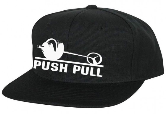Кепка PUSH PULL