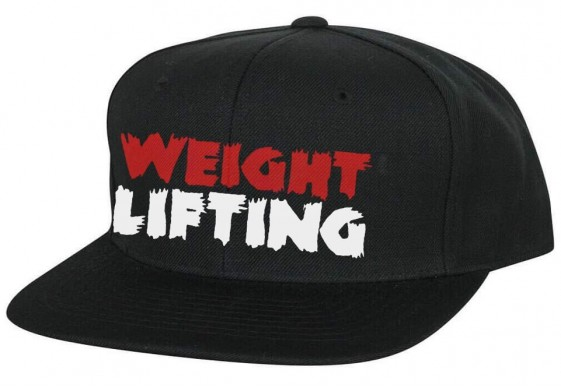 Кепка WEIGHTLIFTING