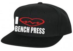 Кепка I LOVE BENCH PRESS