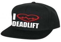 Кепка I LOVE DEADLIFT