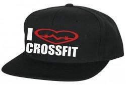 Кепка I LOVE CROSSFIT