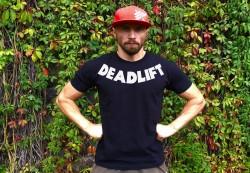 Футболка DEADLIFT