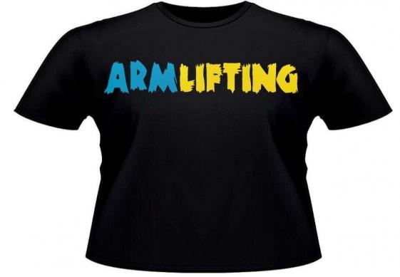 Футболка ARMLIFTING