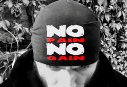 Шапка NO PAIN NO GAIN
