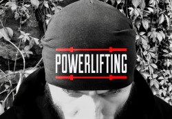 Шапка POWERLIFTING