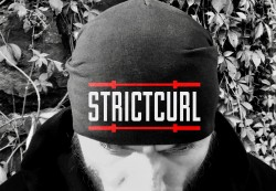 Шапка STRICT CURL