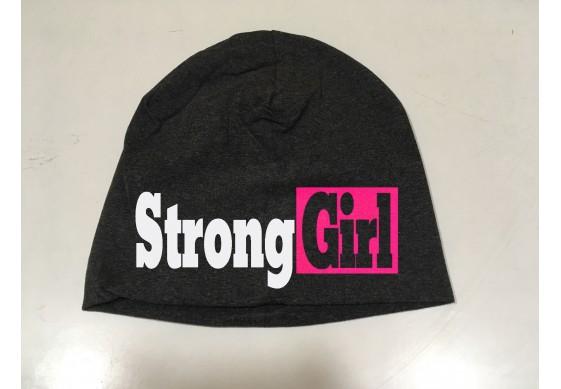 Шапка STRONG GIRL