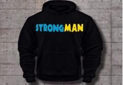 Толстовка STRONGMAN