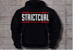 Толстовка STRICT CURL