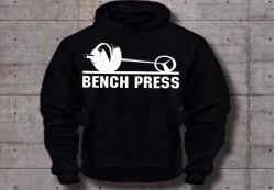 Толстовка  BENCH PRESS