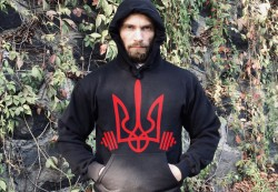 Толстовка STRONG UKRAINE