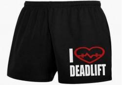 Шорты I LOVE DEADLIFT