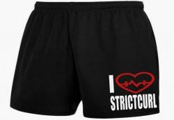 Шорты I LOVE STRICTCURL