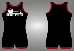 Трико BENCH PRESS