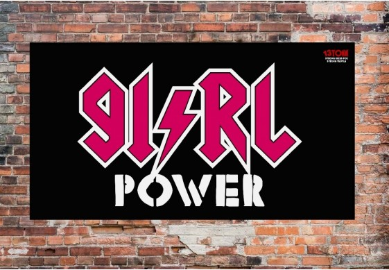 Баннер GIRL POWER