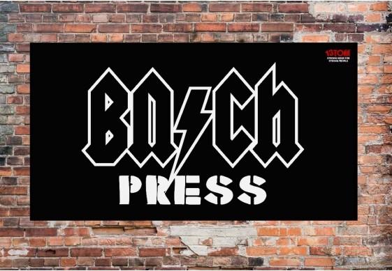 Баннер BENCH PRESS