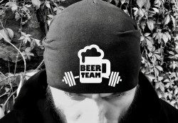 Шапка BEER TEAM