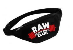Поясная сумка  RAW BENCH PRESS CLUB