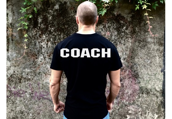 Футболка COACH