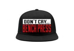 Кепка DON`T CRY BENCH PRESS