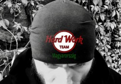 Шапка HARD WORK HUNGARY