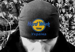 Шапка HARD WORK UKRAINE