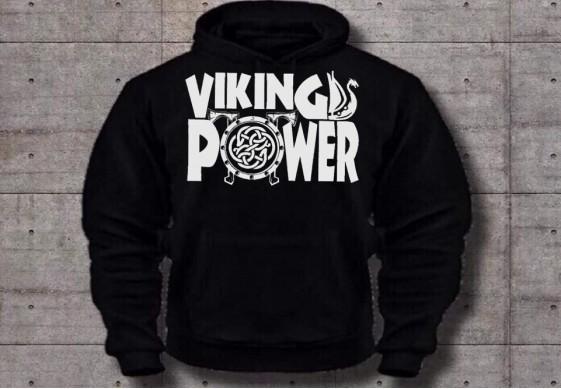 Толстовка VIKING POWER