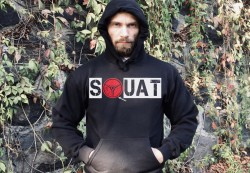 Толстовка  SQUAT