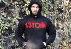 Толстовка 13TONN